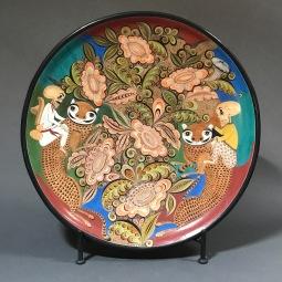 Jaguars Ceramics Plate