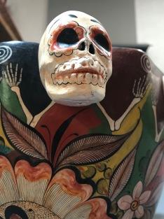 Vase detail