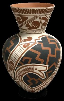 Mata Ortíz Vase