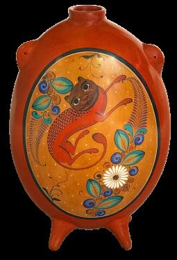Nahual Vase