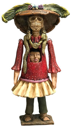 Mojiganga Lady