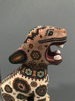 Huichol Jaguar