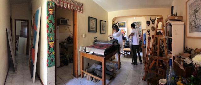 Fernando's home Panarama
