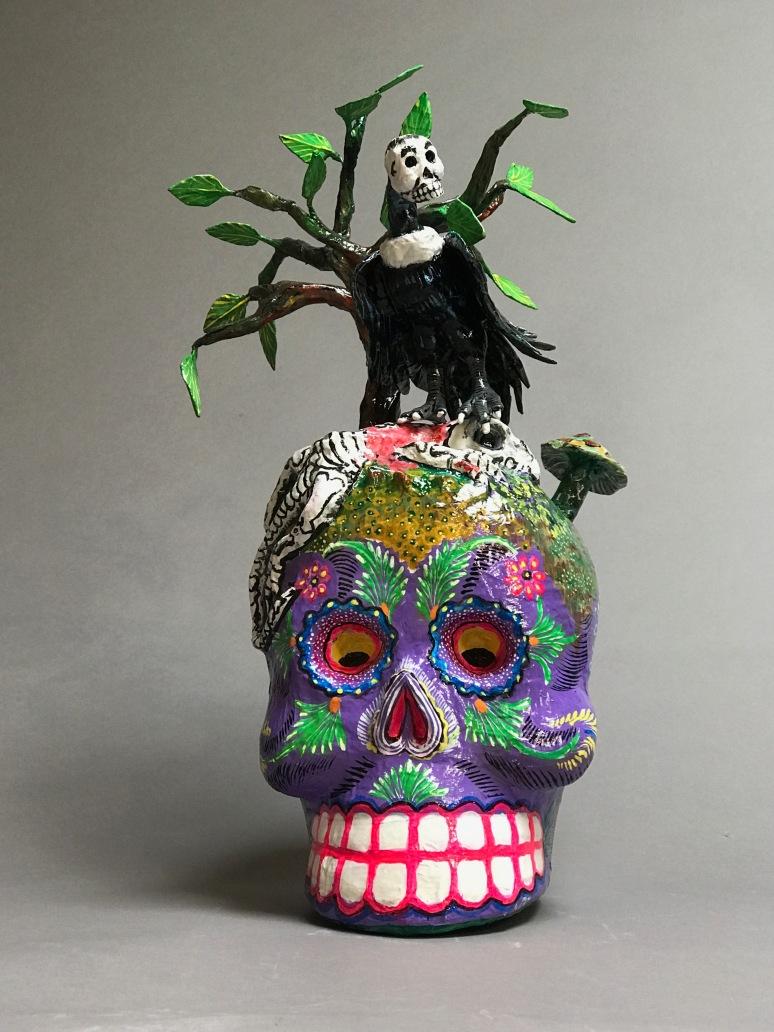 Linares Skull
