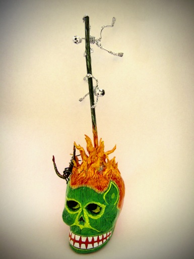 Linares Devil Head