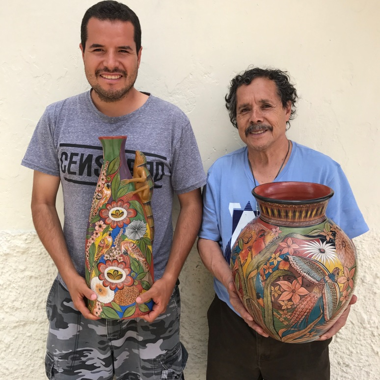 Angel Ortiz Arana & Angel Ortiz Gabriel