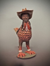 Nahual Cowboy chicken