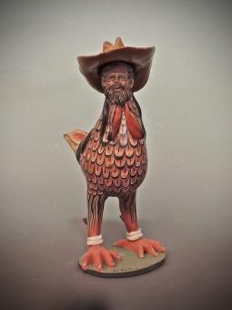 Nahual Cowboy chicken