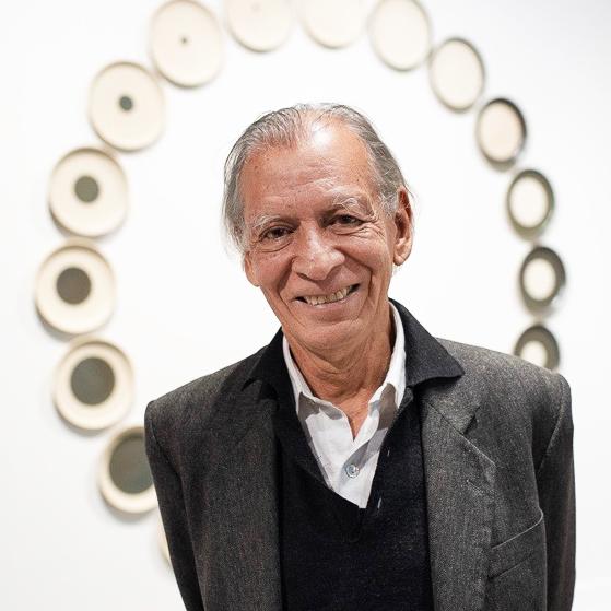 Artist Gustavo Pérez