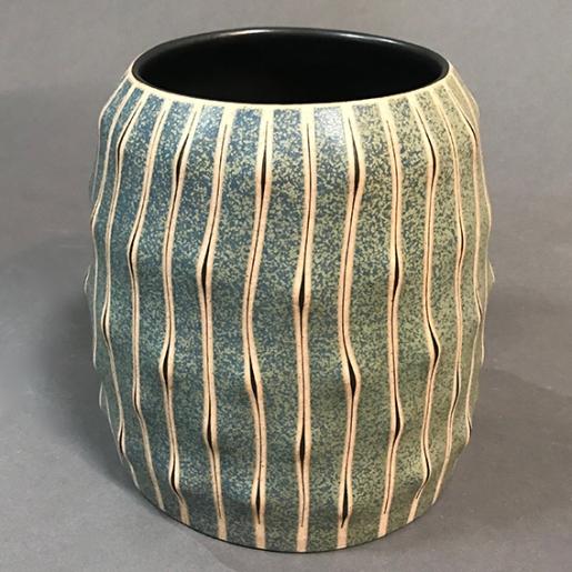 Gustavo Pérez Ceramics Vase