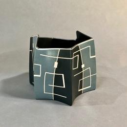Gustavo Perez ceramics vase