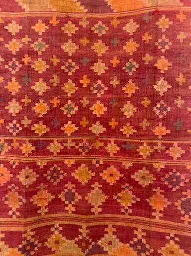 Textile Museum woven saches