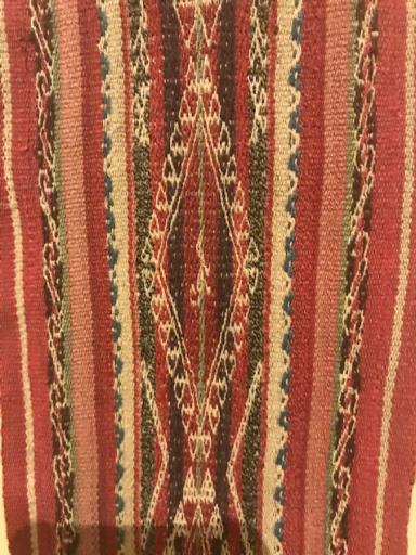 Textile Museum woven belts