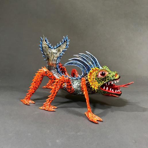 Alebrije Lizard
