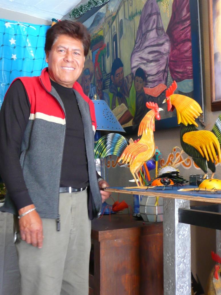 Gregorio Juárez
