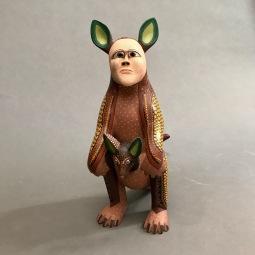 Kangaroo Nahual by Pedro Mendoza