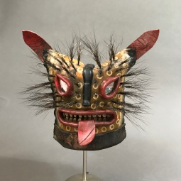 Vintage Guerrero Tigre Mask
