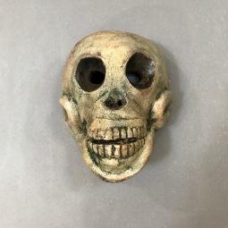 Vintage Calavera Mask