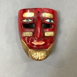 Vintage Moro Mask Last 1/2 20th Century
